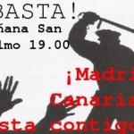 Concentración en San Telmo en contra de la violencia